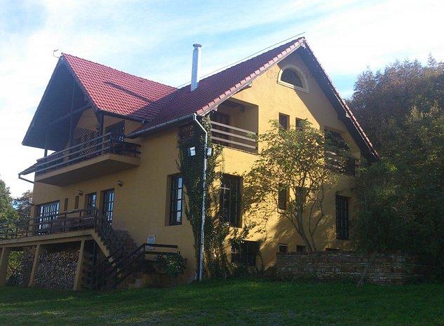 Casa/Vila de vanzare in zona limitrofa Gilau - imaginea 1