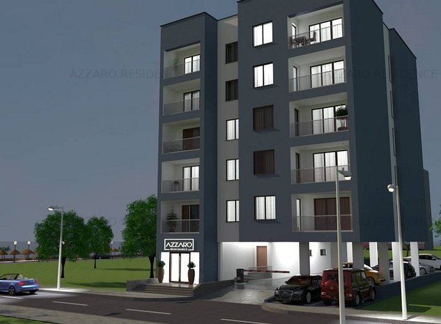 Garsoniera tip Studio in Mamaia Nord-Azzaro-Residence - imaginea 1