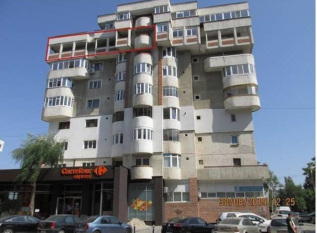 Vanzare apartament 3 camere Pitesti, zona Fratii Golesti - imaginea 1