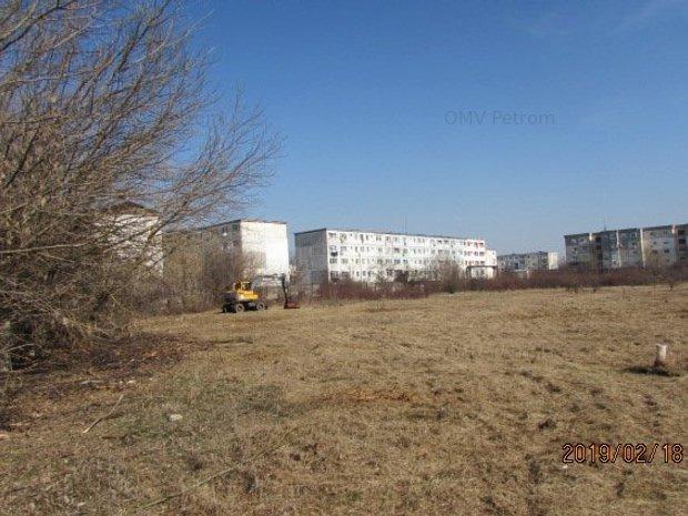 OMV Petrom SA vinde teren in Municipiul Giurgiu - imaginea 1