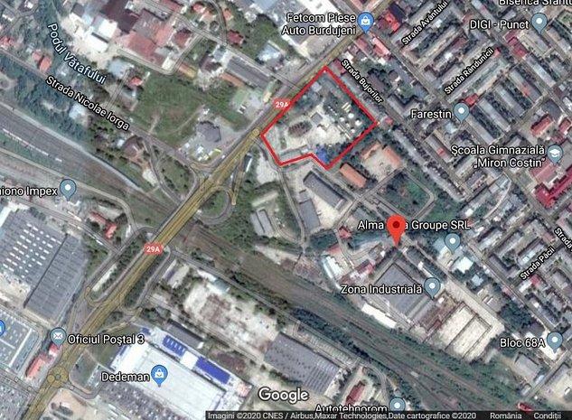 Vanzare teren Suceava_OMV Petrom - imaginea 1