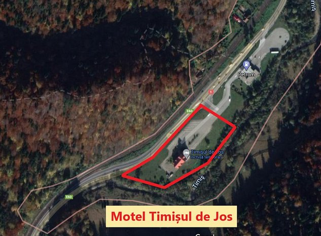 Vanzare Motel Timisul de Jos - imaginea 1