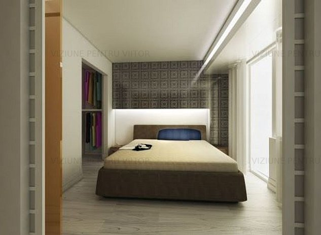 Apartament 2 camere Militrai - imaginea 1