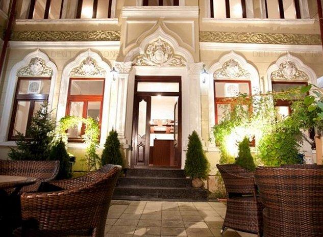 Casa Vila Stil Baroc 480mp Budapesta - imaginea 1