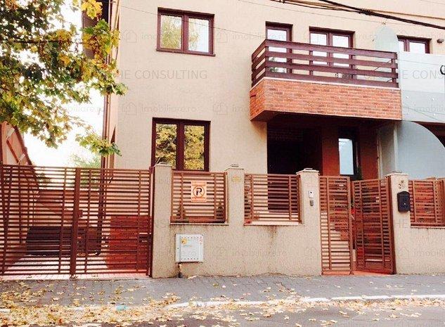 Casa Vila 8 camere (LUX) Barbu Vacarescu - imaginea 1