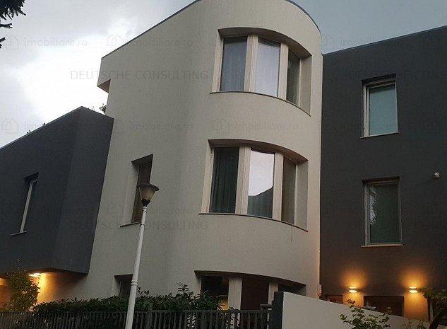 Casa Vila lux 5 camere Tineretului - imaginea 1
