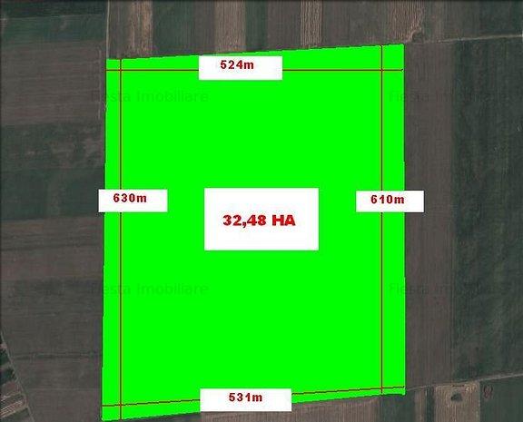 Teren 32,48 ha Prejmer - imaginea 1