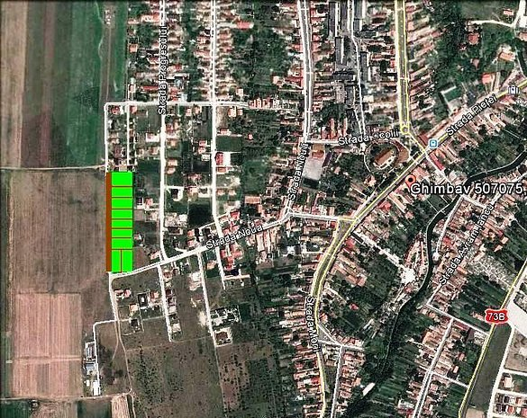 Parcele de casa la Ghimbav - imaginea 1