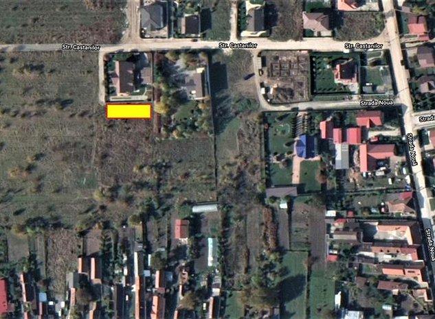 Teren pentru casa in Ghimbav - imaginea 1