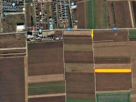 Teren agricol de vânzare, în Săcele, zona Periferie
