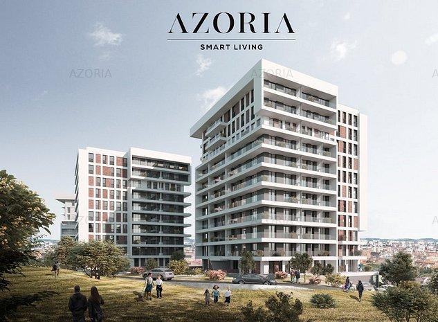 DEZVLOTATOR Hexagon vand Apartamente 3 camere imobil nou Zorilor - imaginea 1