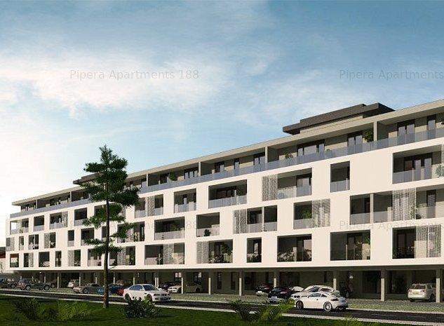 Apartament 4 camere Tip 12, Iancu Nicolae, Pipera, Comision 0% - imaginea 1