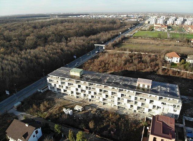 Apartament 3 camere cu Gradina proprie, Pipera, Iancu Nicolae, COMISION 0 % - imaginea 1