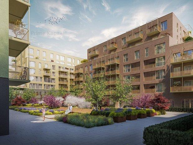 Apartament 3 camere tip 3R6 Marmura Residence - imaginea 1