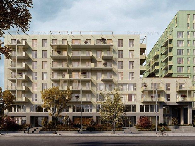 Apartament 2 camere - Marmura Residence - imaginea 1