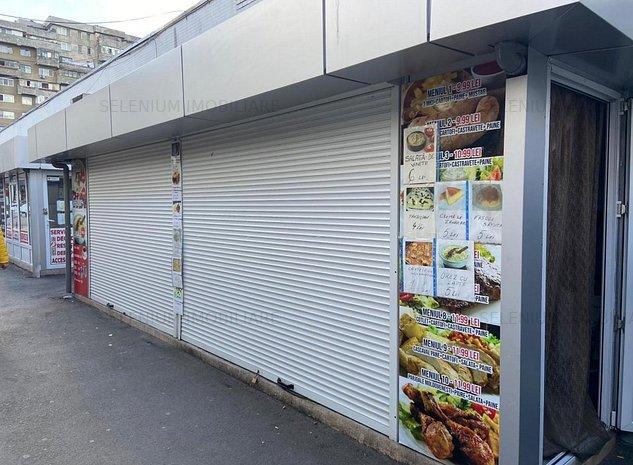 Spatiu Fast-Food si mancare gatita Piata Gorjului - imaginea 1