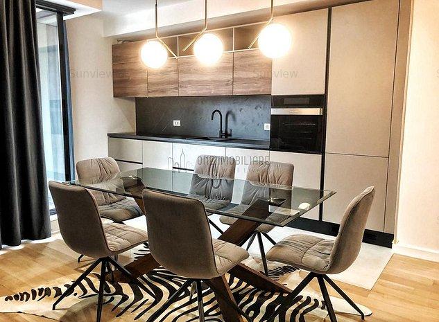 Apartament 4 Camere Panoramic - One Plaza Herastrau - imaginea 1