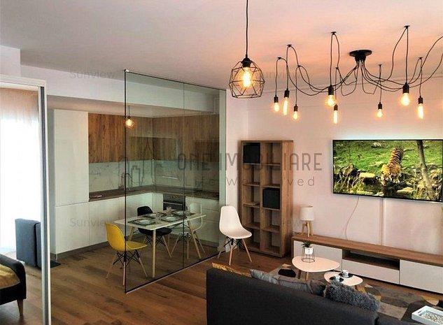 Studio - Aviatiei Apartments - imaginea 1