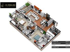 Apartament de vânzare 3 camere, în Bucureşti, zona Floreasca