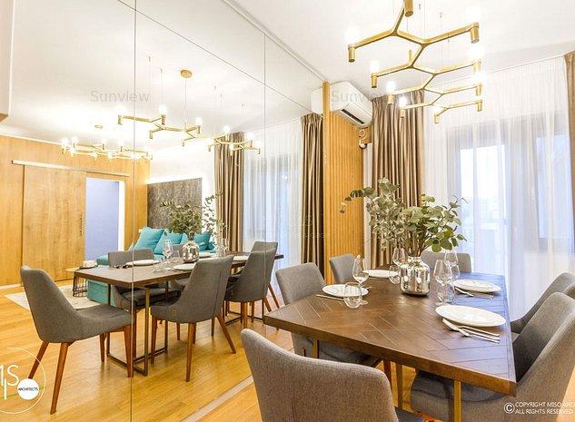 Apartament 3 camere - Zona Polona - imaginea 1