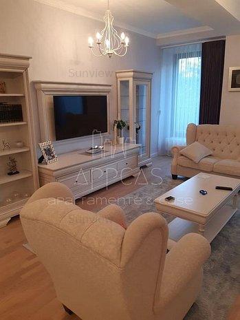Apartament 3 camere Lux - Aviatiei - imaginea 1