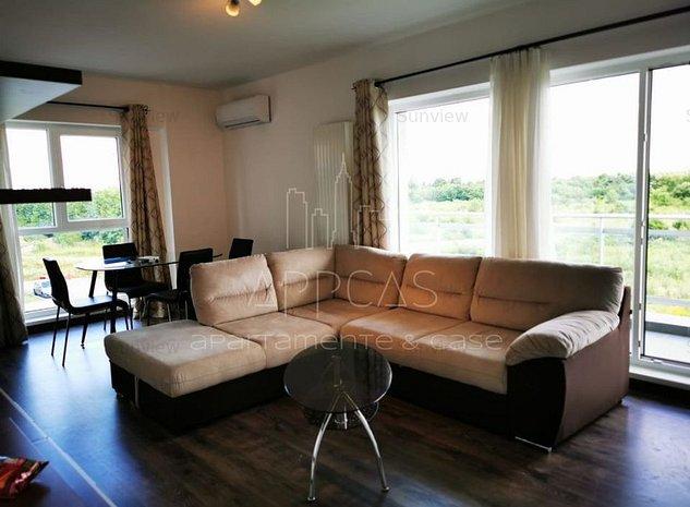 Apartament 3 camere - Belvedere Residence - imaginea 1