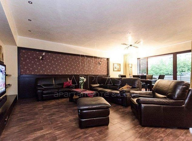 Apartament Lux 3 Camere | Nordului | 2 Terase | Parcare - imaginea 1