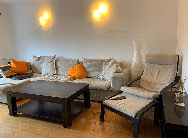 Apartament 2 Camere | Aviatiei | Balcon - imaginea 1