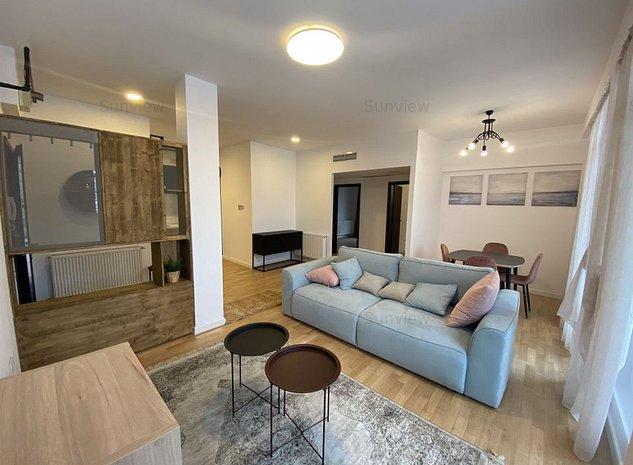 Apartament 3 camere Clucerului | mobilat-utilat - imaginea 1