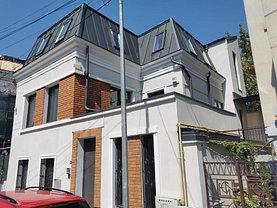 Casa de vânzare sau de închiriat 6 camere, în Bucuresti, zona Cismigiu