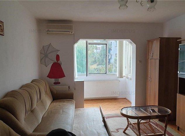 PO132 Simion Barnutiu, Apartament 2 Camere, Etaj Intermediar - imaginea 1