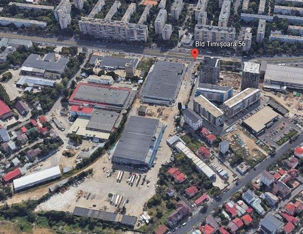 Spatii depozitare in Bucuresti - termen scurt, preturi de la 2euro/mp - imaginea 1