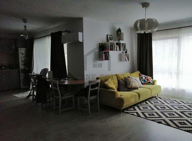 Apartament 2 camere spatios  BANEASA - imaginea 1
