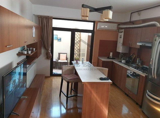Apartament cu terasa 2 camere Domenii - imaginea 1