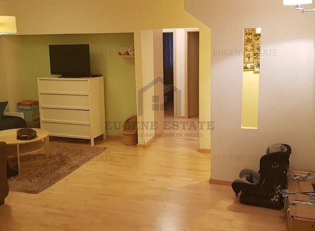 Apartament 4 camere zona Titulescu - imaginea 1