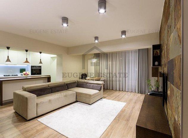 Apartament 4 camere 13 Septembrie - imaginea 1