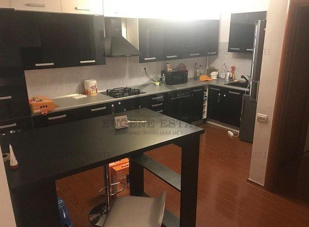 Apartament 3 camere LUX - Metropolis Residence - imaginea 1