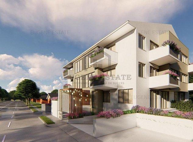 Apartament 3 camere // Parc Bazilescu - imaginea 1