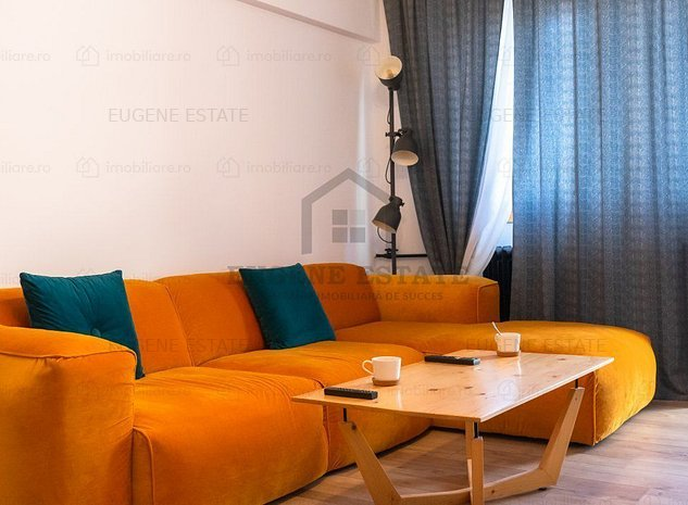 Apartament 3 camere lux Alexandriei - imaginea 1