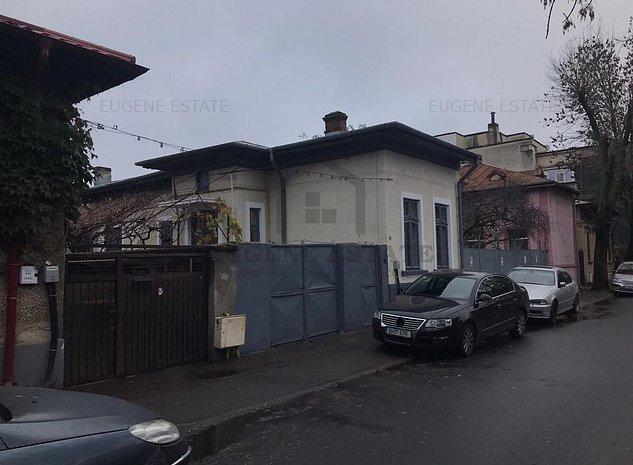 Casa cocheta de inchiriat in centrul Bucurestiului - imaginea 1