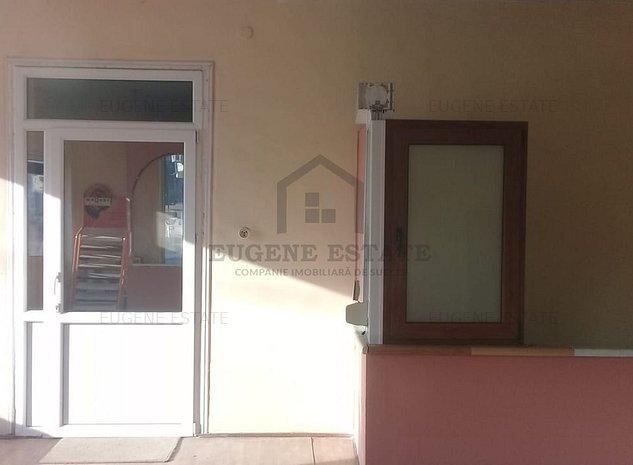 Spatiu comercial Bdul Dacia - posibilitati extindere - imaginea 1