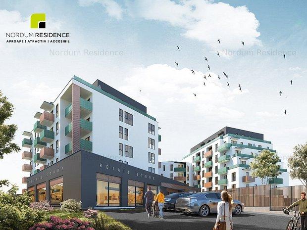 Apartament 2 camere Marasti, direct de la devoltator! - imaginea 1