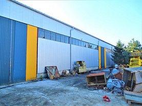 Vânzare spaţiu industrial în Stefanestii de Jos