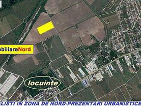 Teren agricol de vânzare, în Mogosoaia
