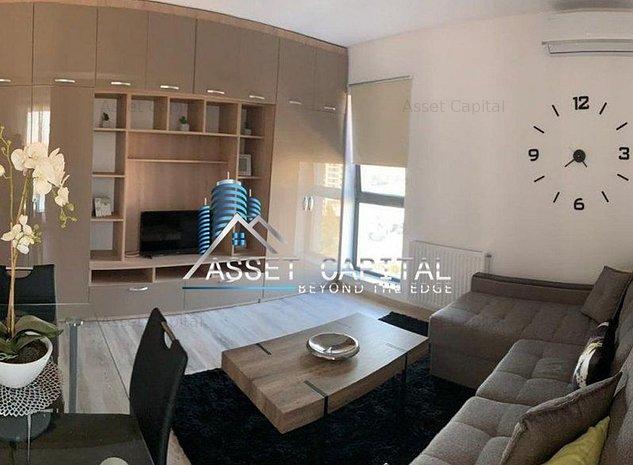 Apartament ultramodern in zona Plazza Residence - imaginea 1
