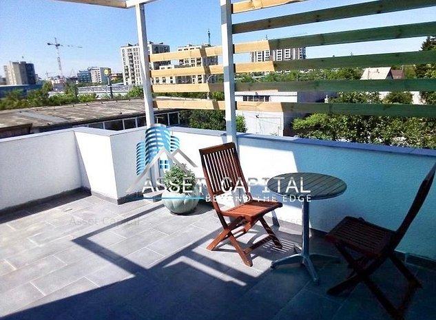 Amazing Luxury Villa 2 terase + 3 balcoane (Aviatiei/Baneasa) GREAT DEAL - imaginea 1