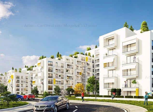 Arbo Residence Mogosoaia, Apartament cu 2 camere - imaginea 1
