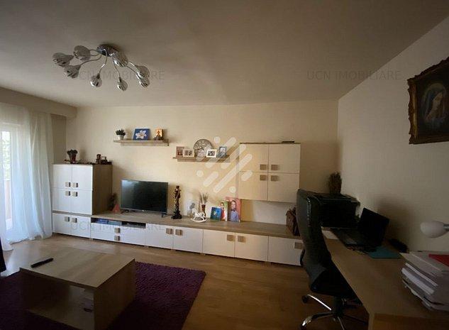 Apartament modern si spatios de 4 camere in cartier Zorilor - imaginea 1