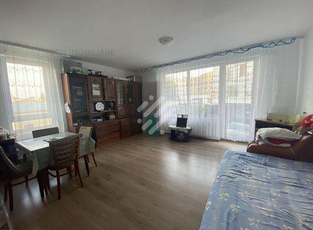 Apartament cu 3 camere in bloc nou, spatios si finisat modern, Marasti !! - imaginea 1