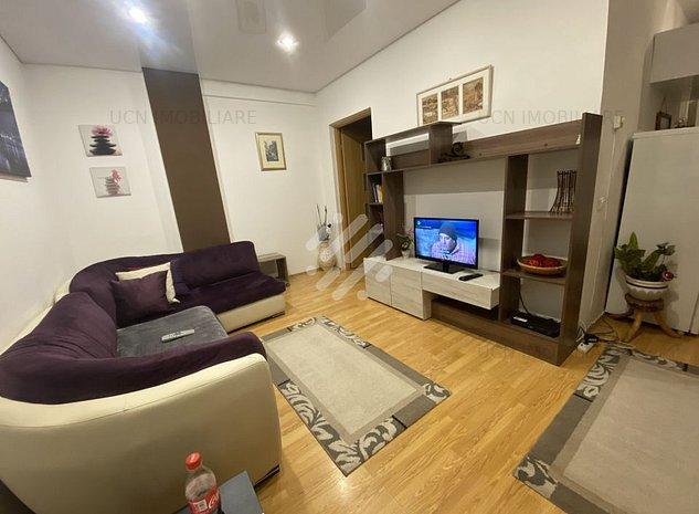 Apartament cu 3 camere Dorobantilor, bloc nou in Marasti! - imaginea 1